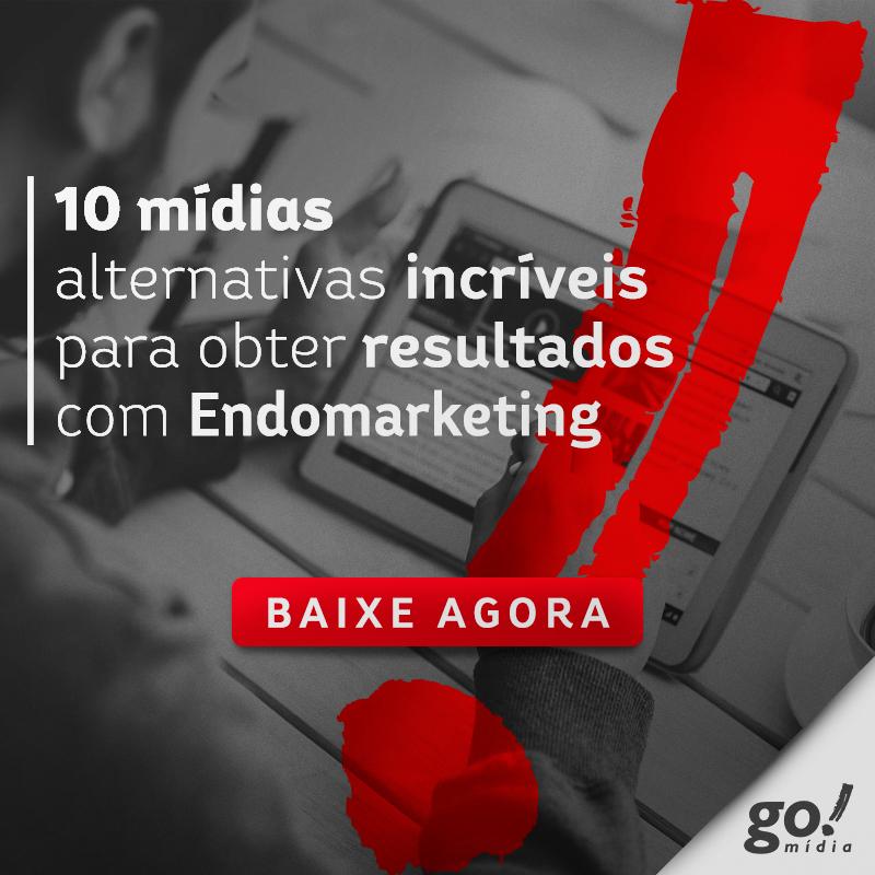 10 mídias alternativas incríveis para obter resultados com Endomarketing