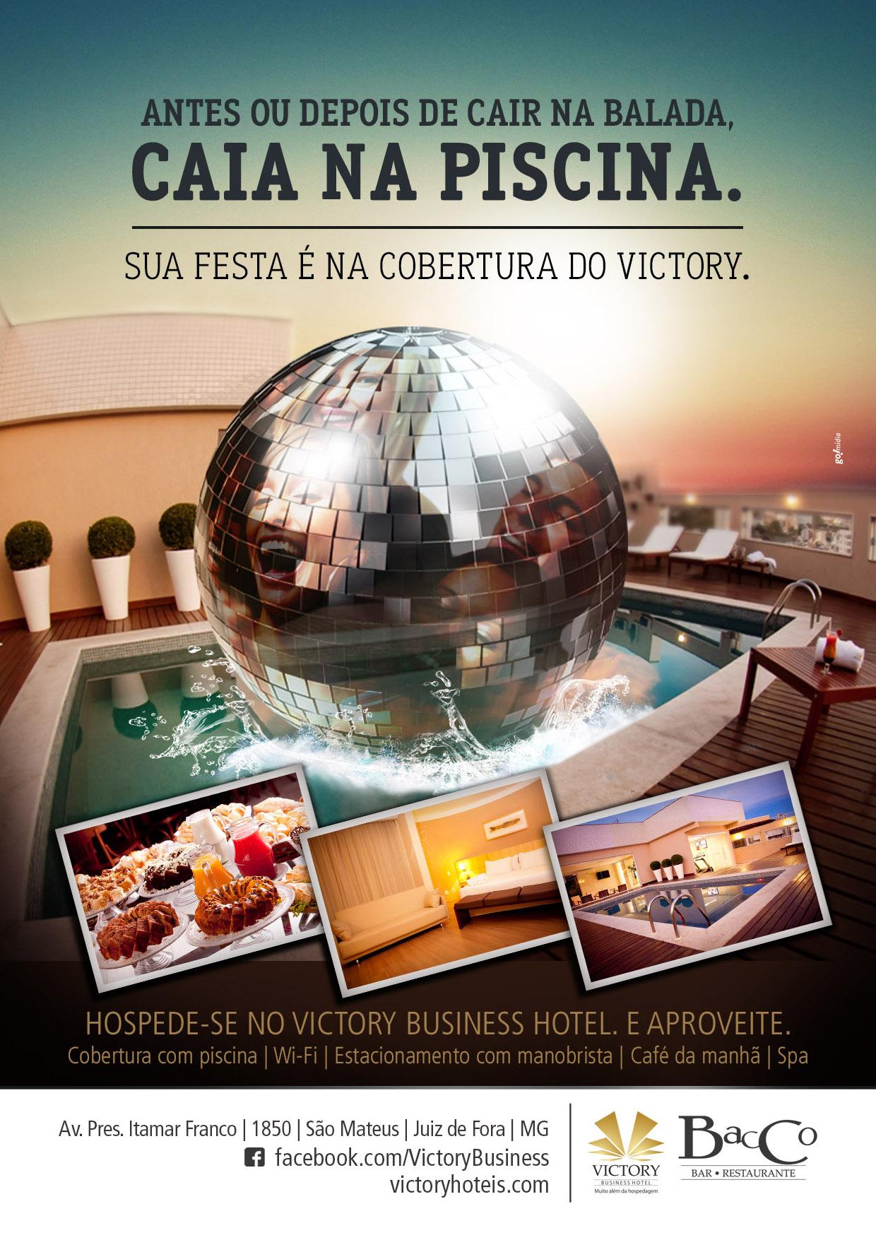 Anúncio Hotel Victory