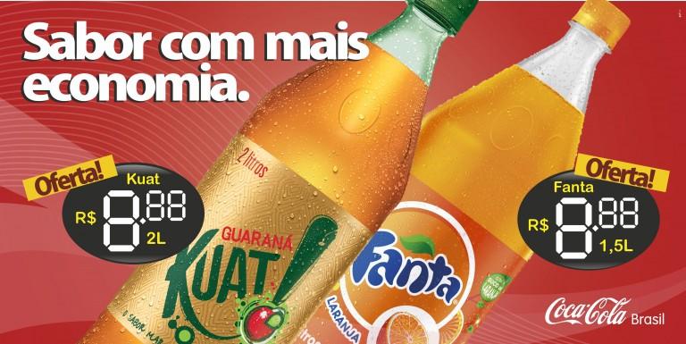 Coca-Cola – Banner Preço