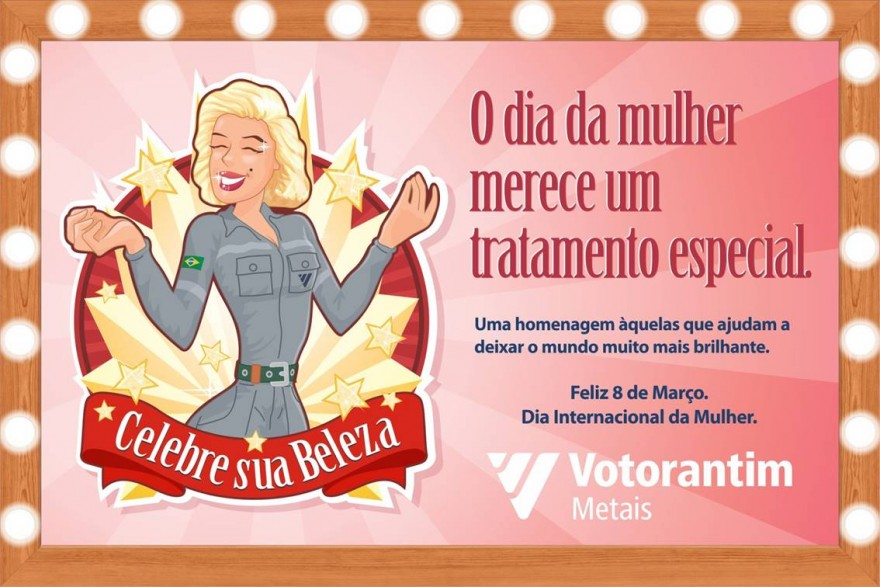 Votorantim – Dia Internacional das Mulheres