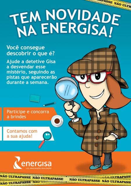 Energisa – Novidade Energisa