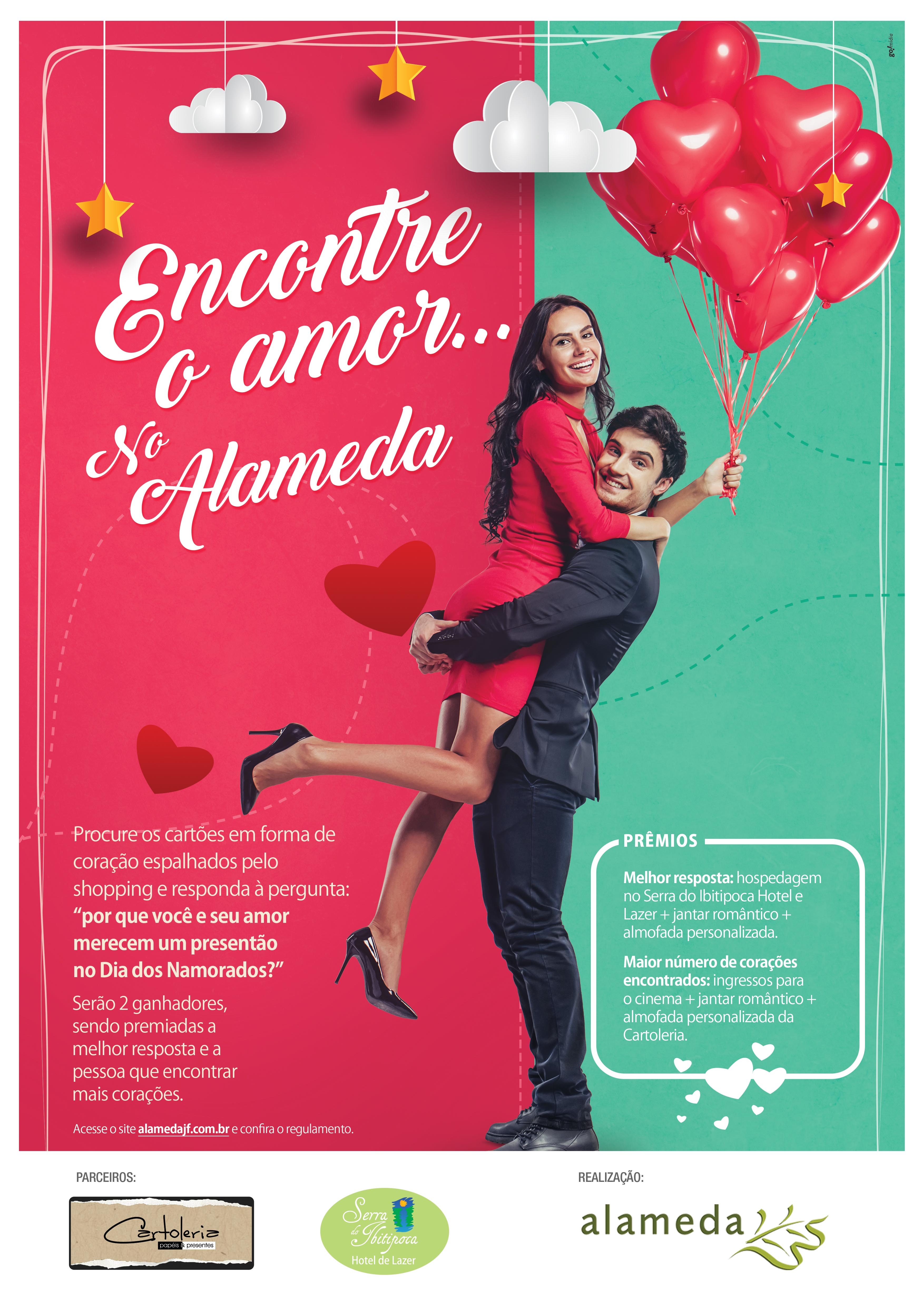 Alameda – Campanha Dia dos Namorados