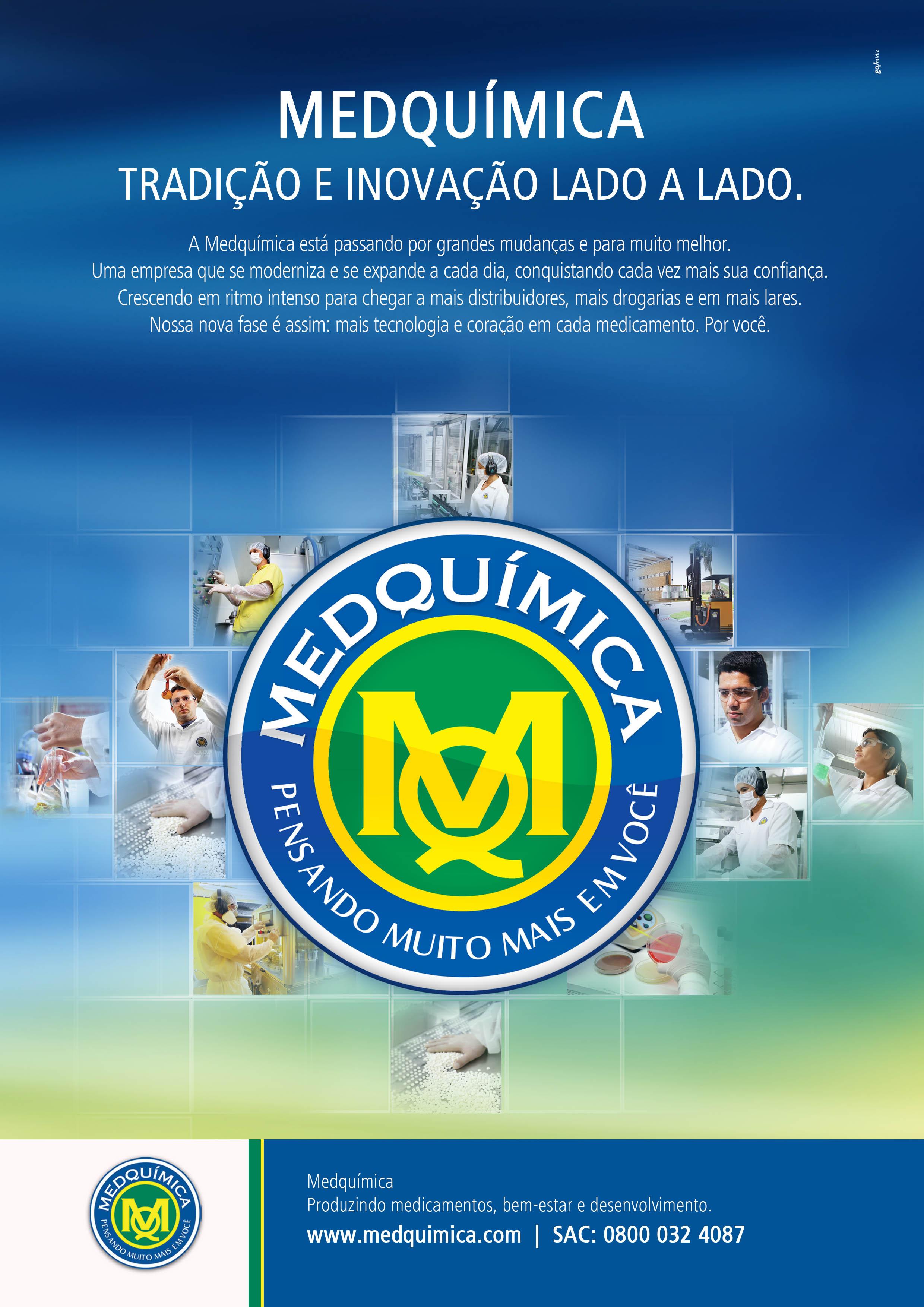 Medquímica – Anúncio Institucional