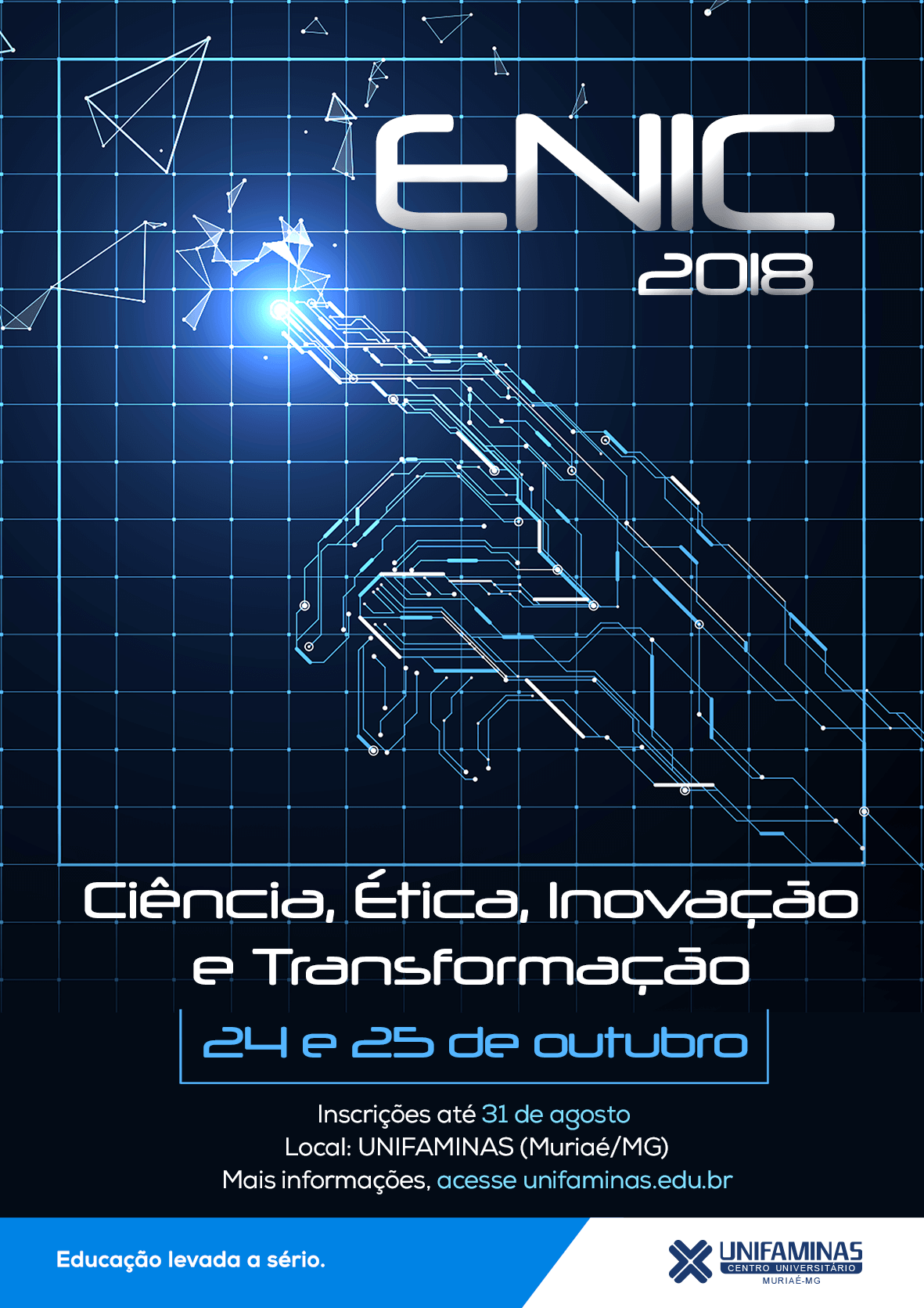 UNIFAMINAS – Enic 2018