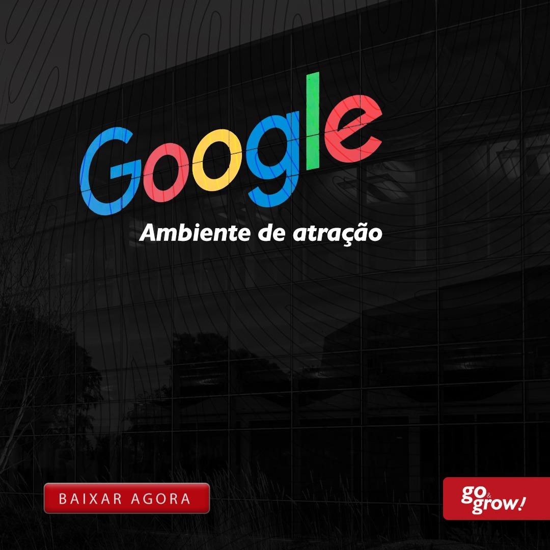 Google: ambiente de atração