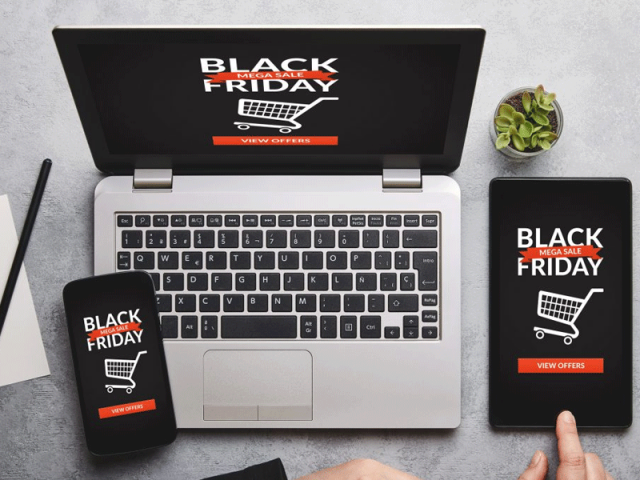 Vendas on-line: as previsões para a Black Friday 2020