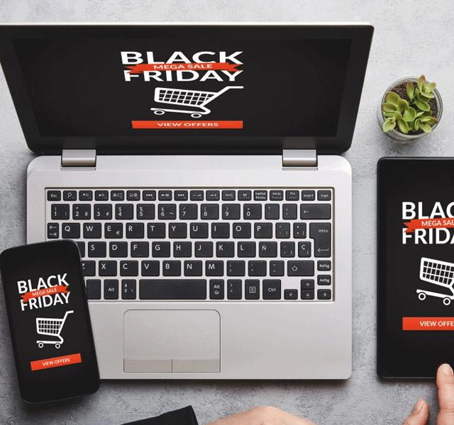 Vendas on-line: as previsões para a Black Friday 2020
