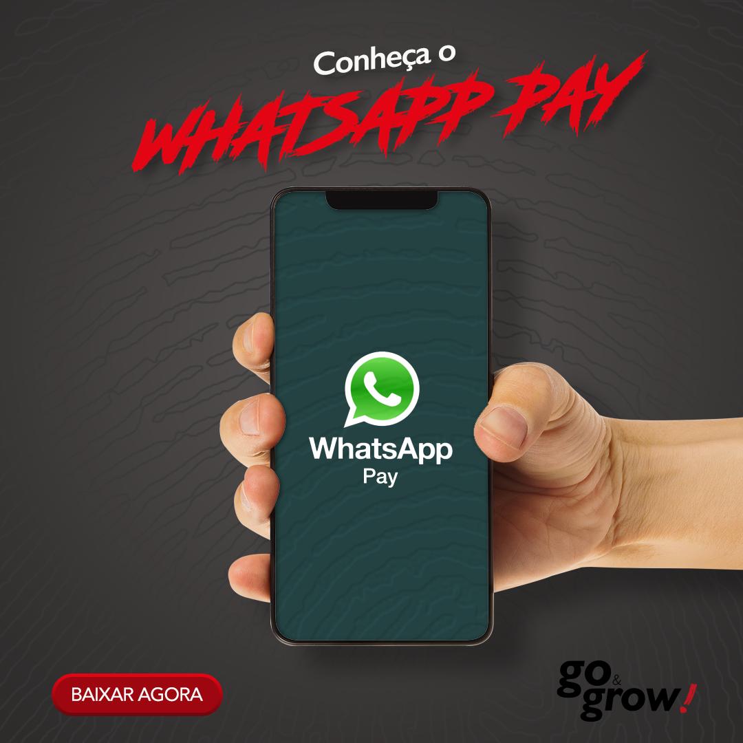 WhatsApp Pay: Saiba como utilizar esse recurso para alavancar o seu e-commerce